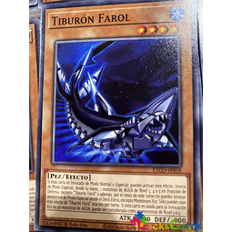 Lantern Shark - ETCO-EN018 - Common 1st Edition