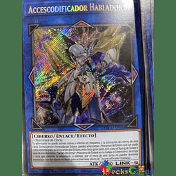 Accesscode Talker - ETCO-EN046 - Secret Rare 1st Edition