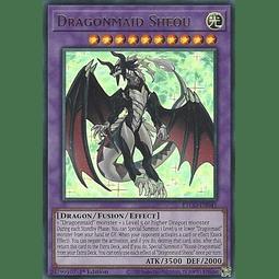 Dragonmaid Sheou - ETCO-EN041 - Ultra Rare 1st Edition