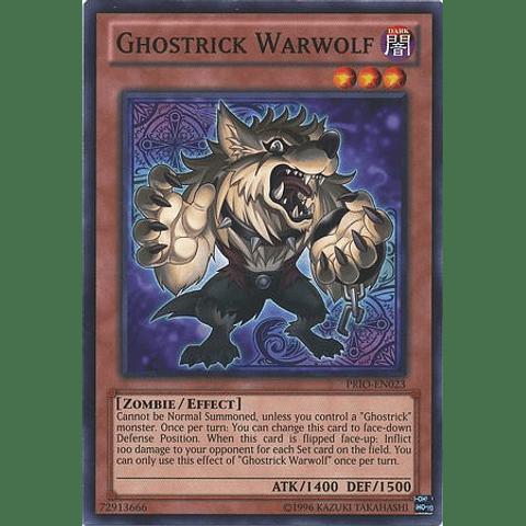 Ghostrick Warwolf -prio-en023- Common Unlimited