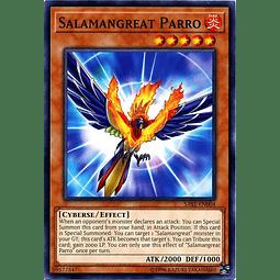 Salamangreat Parro -sast-en004- Common Unlimited