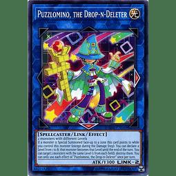 Puzzlomino, the Drop-n-Deleter - DANE-EN049 - Common Unlimited