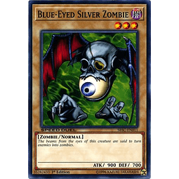 Blue-Eyed Silver Zombie - SBSC-EN011 - Common 1st Edition