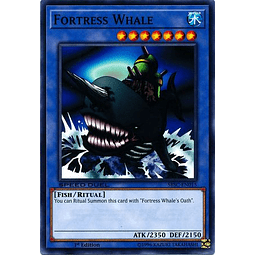 Fortress Whale - SBSC-EN015 - Common 1st Edition