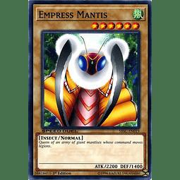 Empress Mantis - SBSC-EN019 - Common 1st Edition