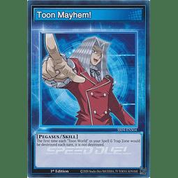Toon Mayhem! - SS04-ENS04 - Common 1st Edition