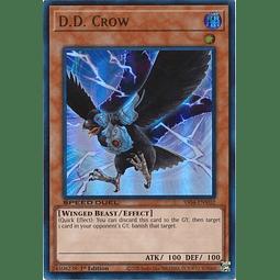 D.D. Crow - SS04-ENV02 - Ultra Rare 1st Edition