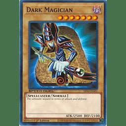 Dark Magician - SS04-ENA01 - Common 1st Edition