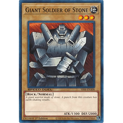Giant Soldier of Stone - SS04-ENA08 - Common 1st Edition