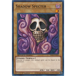 Shadow Specter - SS04-ENA09 - Common 1st Edition
