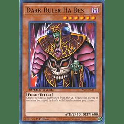 Dark Ruler Ha Des - SS05-ENA11 - Common 1st Edition