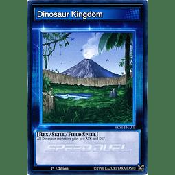 Dinosaur Kingdom - SS03-ENAS1 - Common 1st Edition