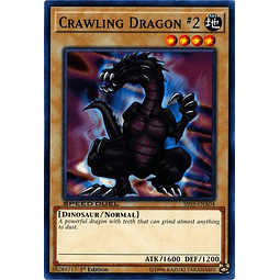 Crawling Dragon #2 - SS03-ENA04 - Common 1st Edition