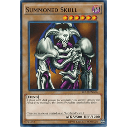 Summoned Skull - YGLD-ENA06 - Common Unlimited