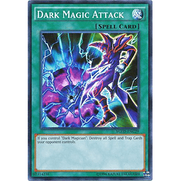 Dark Magic Attack - YGLD-ENC29 - Common Unlimited