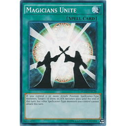 Magicians Unite - YGLD-ENC30 - Common Unlimited