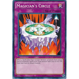 Magician's Circle - YGLD-ENC37 - Common Unlimited
