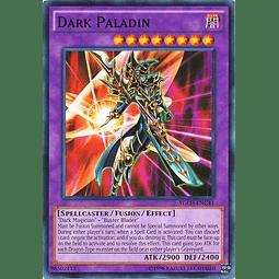 Dark Paladin - YGLD-ENC41 - Common Unlimited