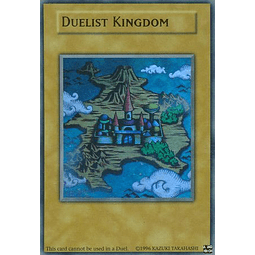 Duelist Kingdom - Ultra Rare