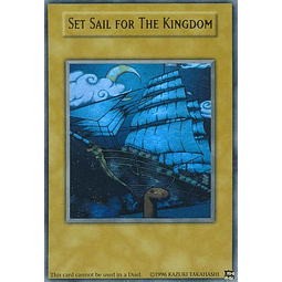 Set Sail for The Kingdom - Ultra Rare