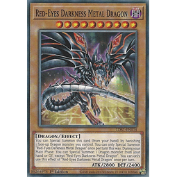 Red-Eyes Darkness Metal Dragon - LDS1-EN004 - Common 1st Edition