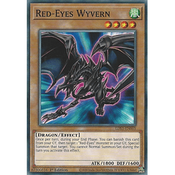 Red-Eyes Wyvern - LDS1-EN005 - Common 1st Edition