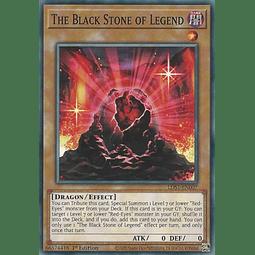 The Black Stone of Legend - LDS1-EN007 - Common 1st Edition