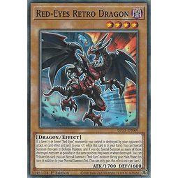 Red-Eyes Retro Dragon - LDS1-EN009 - Common 1st Edition