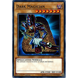 Dark Magician - SS01-ENA01 - Common 1st Edition