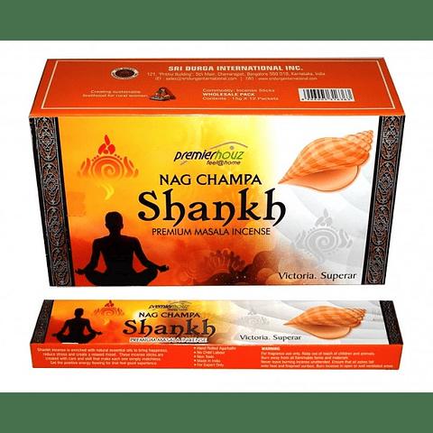 Incienso Nag Champa Shankh