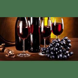 Oil Essence Candle Vino Frutal