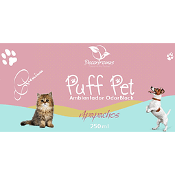 Puff Pet Apapachos