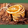 Mikado Canela Naranja