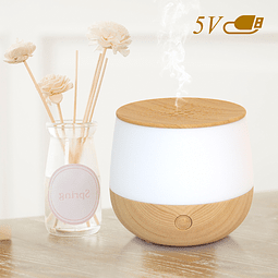 Humidificador Mini Wood
