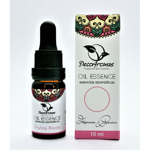 Oil Essence Frutos Rojos