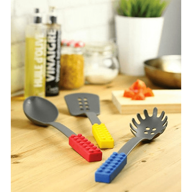 """Utensilios de cocina tipo LEGO """"COOKING BLOCKS"""""""