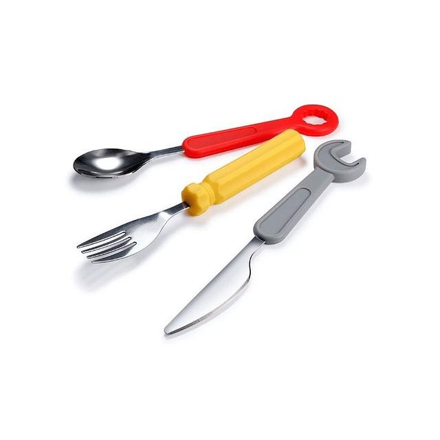 Cubiertos Diseño Herramientas ( Set 3 unidades )