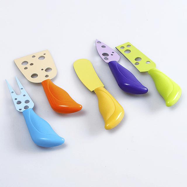 Cuchillos de Quesos ( Set 5 unidades )