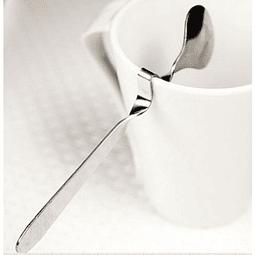 Cuchara Torcida para el Té y Café