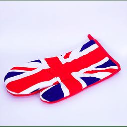 Guante para horno Bandera inglesa