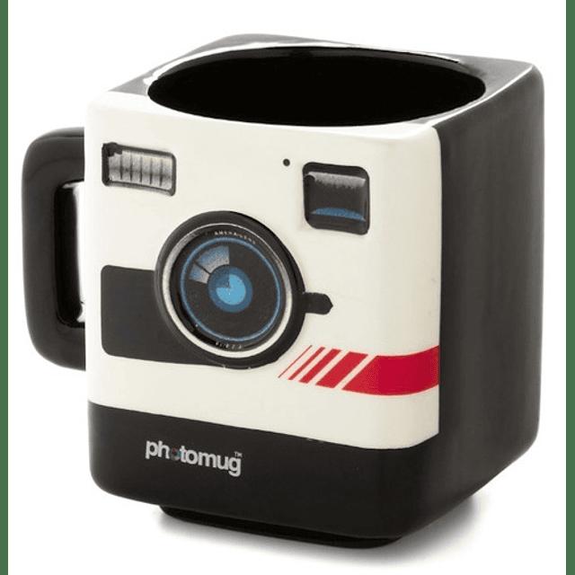 Mug Cámara Polaroid