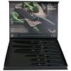 Cuchillos de Acero inoxidable AQUAMARINE ( Set 6 unidades )
