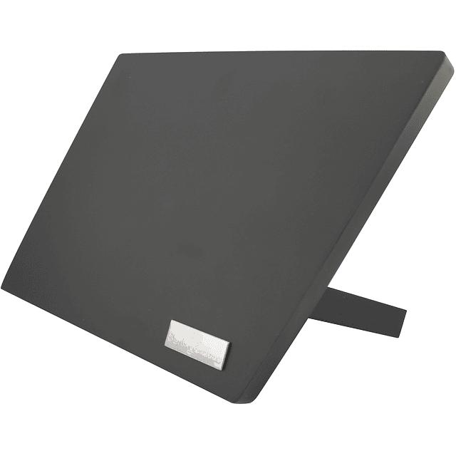 Cuchillos de Acero inoxidable EBONY MAPLE + Soporte Magnético ( Set 6 unidades )