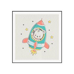 Osito Astronauta