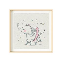Elefante Bailarina
