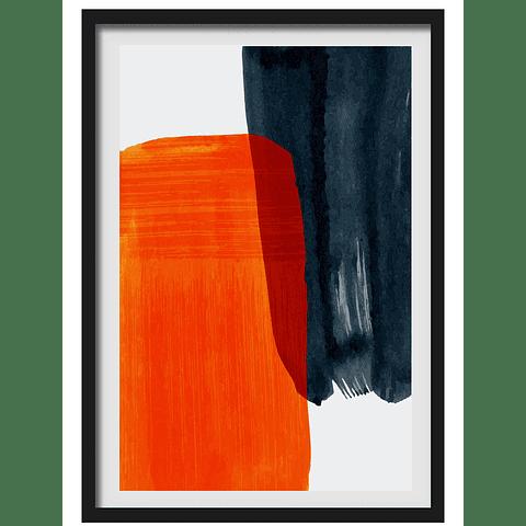 Cuado Bicolor Moderno