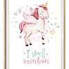 Cuadro unicornio