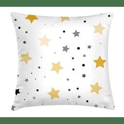 Funda Cojín Estrellas