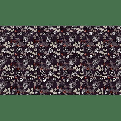 Mantel Flores en Contraste