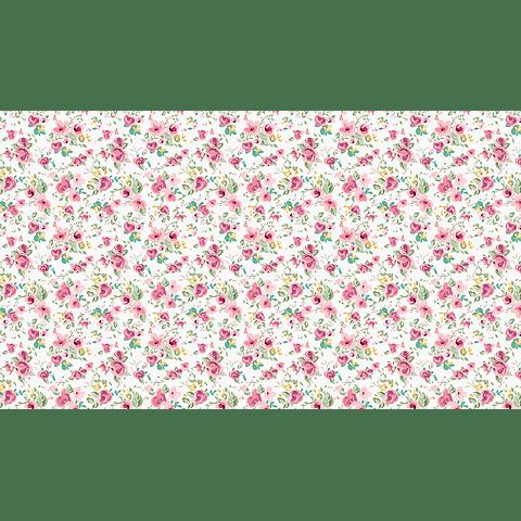 Mantel Flores Pequeñas